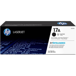 HP 17A  Black Original Toner Cartridge