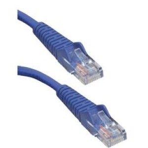 Tripp Lite's CAT-5E Snagless Molded Patch Cable (10ft)