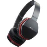 JVC Over-Ear Bluetooth® Headphones (Red)