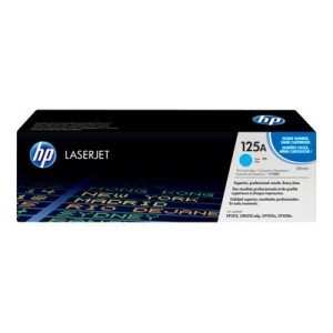 HP 125A - Cyan - Original - LaserJet - Toner Cartridge